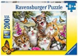Ravensburger Friendly Felines XXL 200pc Jigsaw Puzzle