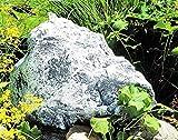 Wasserspeier Quellstein ca. 45 x 36 x 32 cm Quelle ( FOTOS BEACHTEN ) Zwerg Garten bruchfest PVC Deko GOM 90261