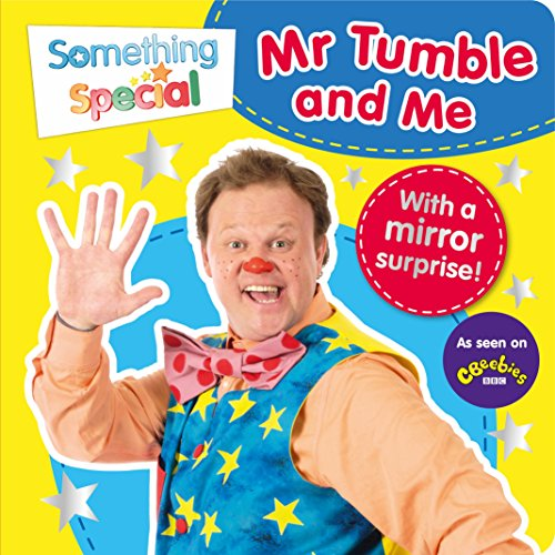 Image of Something Special: Mr Tumble and Me: Mirror Book