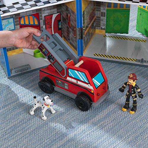 Puppenhaus für Jungen: KidKraft Helden des Alltags - 9
