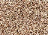 Buntsteinputz Mosaikputz Natursteinputz ca. 2 mm 5 kg ISO 12 (kastanie, weiss, beige) deutscher Hersteller