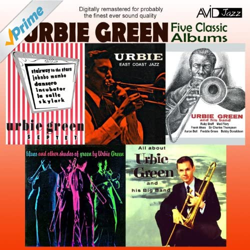 When Your Lover Has Gone (Urbie: East Coast Jazz) [Remastered]