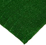 Cesped artificial  standard verde 8mm 1x5m, Catral 22010008