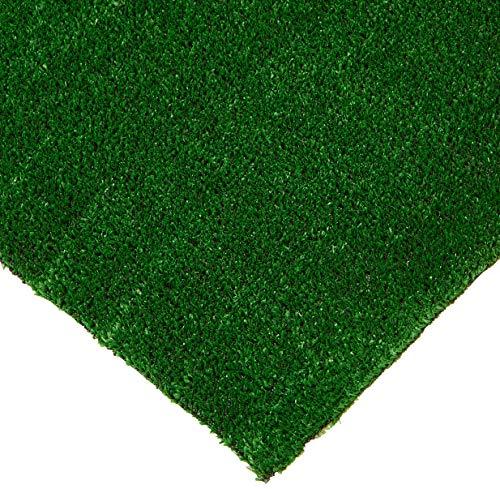 Cesped artificial standard verde 8mm 1x5m