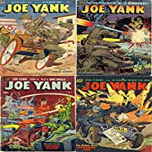 Joe Yank. Issues 5, 6, 9 and 10. Features GI's and Dolls, Colonel Blood, A good way to die, Black Market Mary, GI Renegade, Korean Jackpot and Bacon and General Joe. Military and War (English Edition)