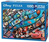 KING 5265 Disney Pixar Movie Magic Puzzle (1000-Piece)