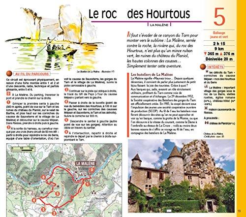 Book's Cover ofLozère : Les 30 plus beaux sentiers