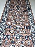 Shiraz Läufer nach Maß Beige B/60 Meterware Bettumrandung Küchenläufer 1170 lfm. 9,90 € 60 x 180 cm