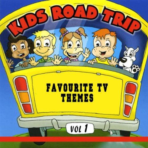 Kids Road Trip Vol.1 - Favouri...