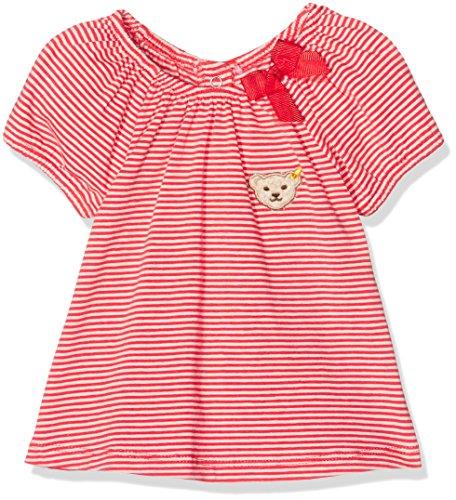 Steiff Mädchen T-Shirt 1/4 Arm, Mehrfarbig (Y/D Stripe 0001), 98