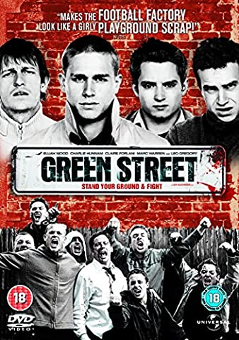 Green Street: Limited Edition Sleeve Design (Exclusive to Amazon.co.uk) [2005] [DVD]