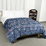 #3: Duvet Cover in Blue Color 100% cotton,Soft Fabric, Made in India