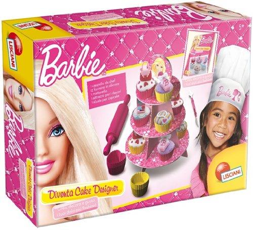 Toyland-Perücke für Erwachsene Kostüm Barbie (LISCIANI GIOCHI 42814) (Kostüm Erwachsene Barbie)
