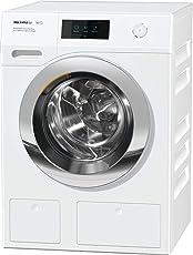 Miele WCR 890 WPS Waschmaschine/A+++ (130kWh/Jahr)/mit automatischer Dosierung/Waschautomat mit 9kg Schontrommel mit Dampffunktion zum Vorbügeln/per WLAN mit Smartphone steuerbar