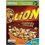 Lion - Cereales con Crema de C...