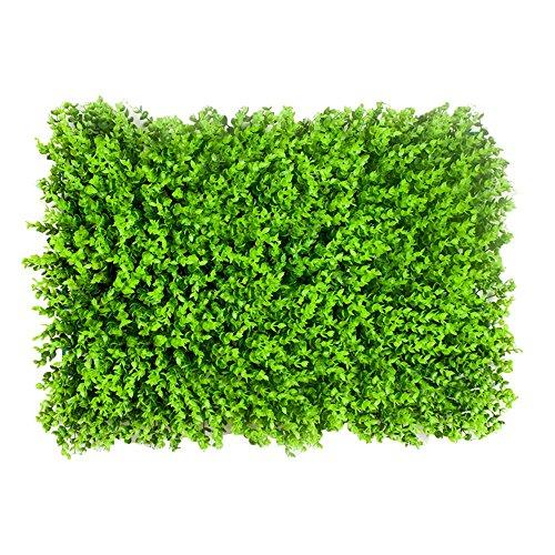 Preisvergleich Produktbild LVZAIXI Künstliche Gras-Matten/Matten/Teppiche Im Freien gefälschter Rasen-Rasen-Hoher Dichte Natur-realistischer Garten-Rasen-Haustier im Freien (Farbe : 03, Größe : 40*60Cm)