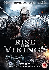 Rise Of The Vikings [DVD]