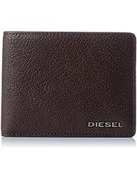 Diesel Neela XS - 100% Genuine Leather Bi-Fold Hommes Portefeuilles