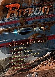 Bifrost n° 91 : Spécial Fictions par Revue Bifrost