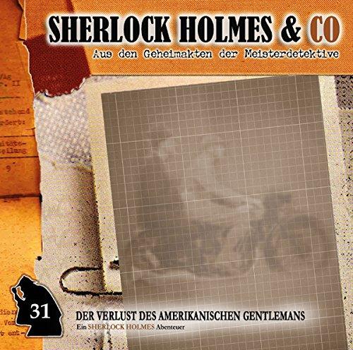 Sherlock Holmes & Co (31) Der Verlust des amerikanischen Gentlemans Teil 1 - Romantruhe 2017
