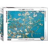 Eurographics 1 000 stycken – blommande mandelträdgrenar