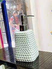 High Grade Ceramic Liquid Soap Dispenser (Random Color)