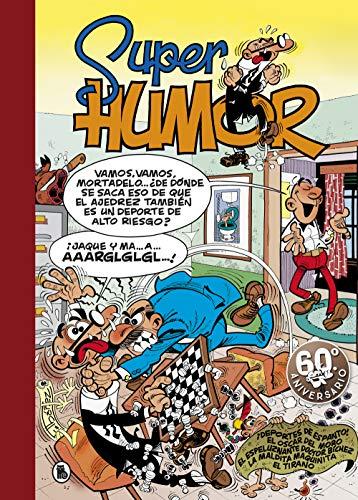 ¡Deportes de espanto! | El Óscar del Moro | El espeluznante Doctor Bíchez | La maldita maquinita | El Tirano (Súper Humor Mortadelo 31) (Bruguera Clásica)