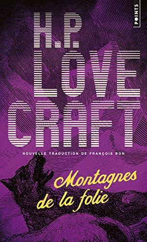 Montagnes de la folie par Howard phillips Lovecraft