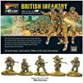 British - British Infantry - Warlord Games - Bolt Action