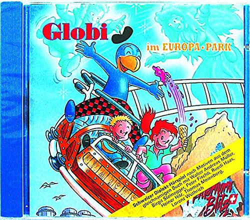 Preisvergleich Produktbild Globi im Europa-Park CD
