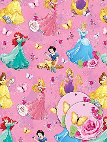 Disney-Princess-Gift-Wrap