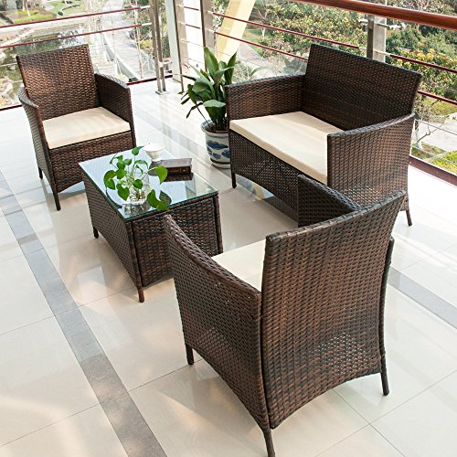 life carver rattan garden furniture sets patio furniture set garden