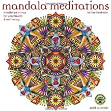 Mandala Meditations 2018 Wall Calendar: Mindful Paintings for Your Health and Well-Being