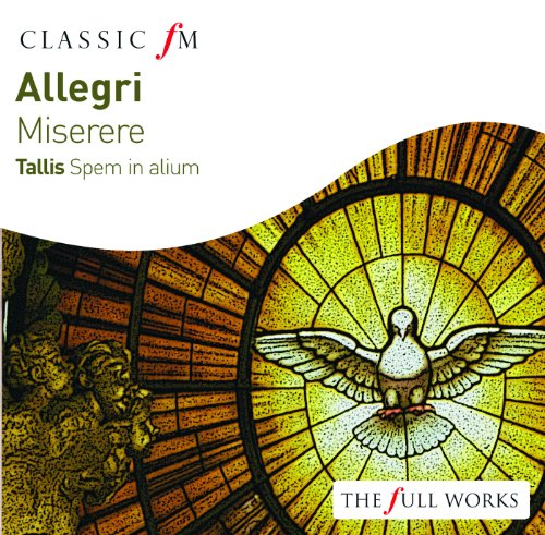 Allegri: Miserere / Tallis: Sp...