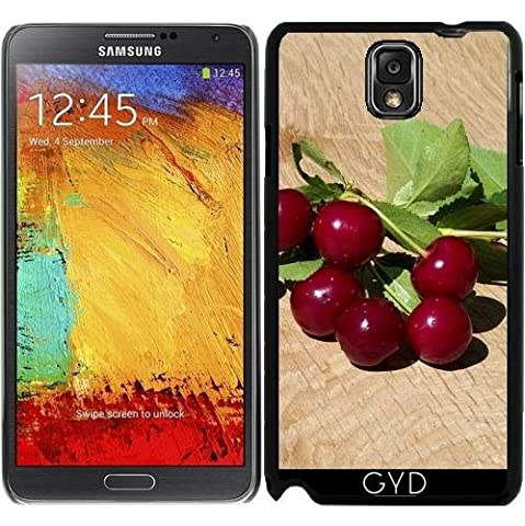 Coque pour Samsung Galaxy Note 3 (GT-N9500) - Cerises Rouges by Marina Kuchenbecker