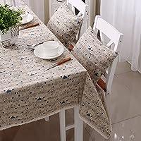MEICHEN Sala da pranzo soggiorno studio camera lusso lino tovaglie