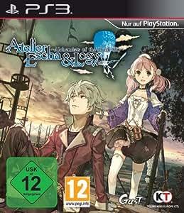 Atelier Escha & Logy: Alchemists of the Dusk Sky - [PlayStation 3]