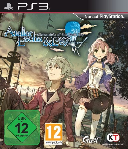 Atelier Escha & Logy: Alchemists of the Dusk Sky - [PlayStation 3] (Ps3 Ayesha Atelier)