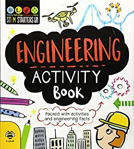 Engineering Activity Book (STEM Starters for Kids)