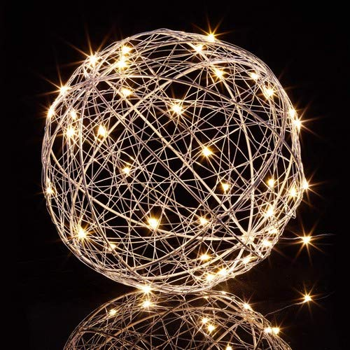 LED braun natur