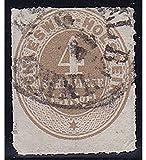 Goldhahn Schleswig-Holstein Nr. 12 gestempelt Geprüft Briefmarken für Sammler