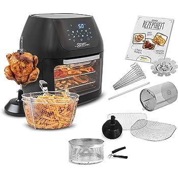 Amazon.de: Ultratec Heißluft-Fritteuse 1500 W - Smart Fryer