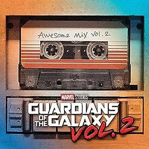 61xdHUZKAxL. SS300  - Guardians of the Galaxy Vol. 2: Awesome Mix Vol. 2 [Vinyl LP]