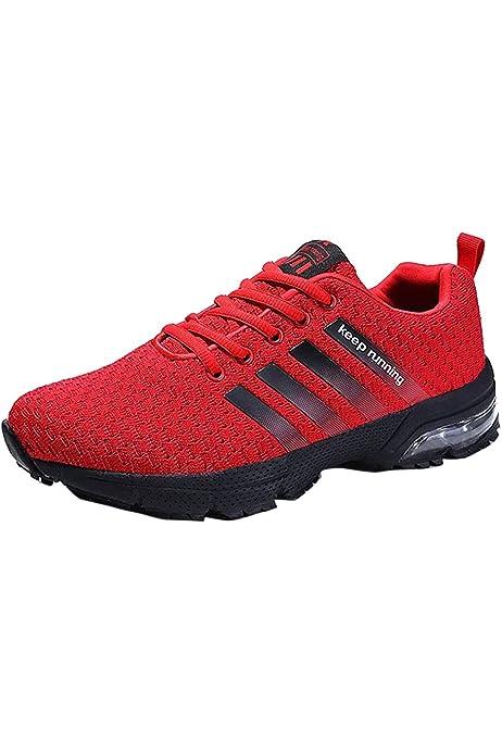 Air Zapatillas de Running para Hombre Mujer Zapatos para Correr y ...