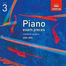 Piano Exam Pieces 2009-2010: Grade 3
