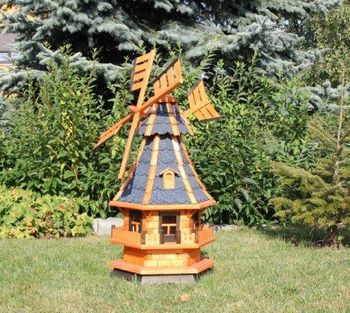 Schöne Windmühle, blau Typ 4.1