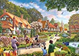 Gibsons Rural Life Jigsaw Puzzle, 1000 Piece
