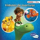 Libros Descargar en linea Historias de aventuras Te cuento me cuentas una historia Disney Buscando a Nemo El viaje de Arlo y El rey Leon (PDF y EPUB) Espanol Gratis