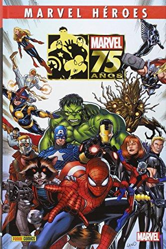 Marvel 75 años la era moderna editado por Panini