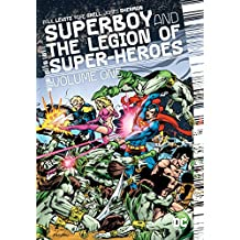 Superboy and the Legion of SuperHeroes HC Vol 1